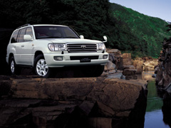 Toyota Land Cruiser Интернет-Клуб